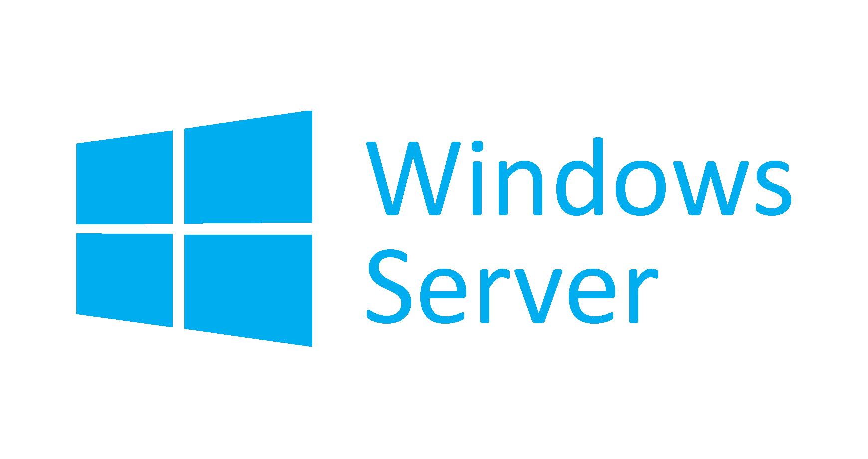Icono windows-server-logo