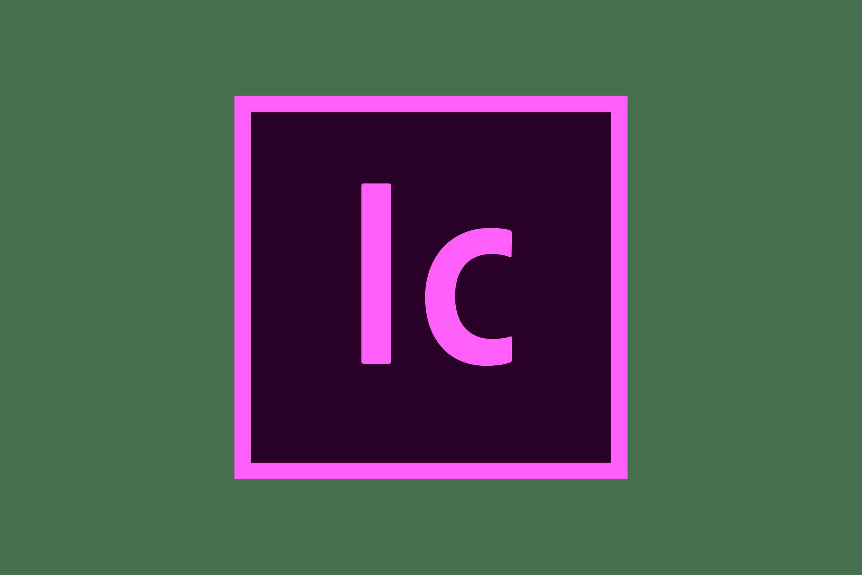 Logo Adobe InCopy