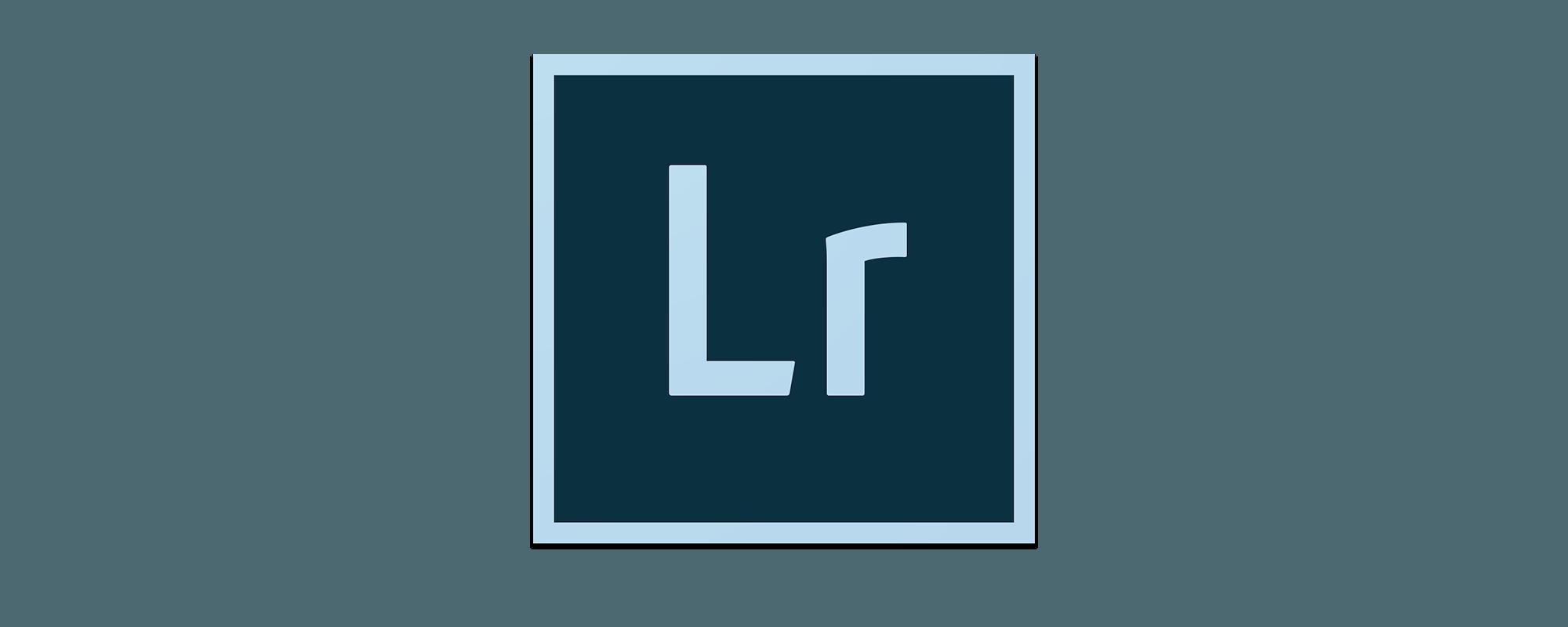 Logo adobe-lightroom